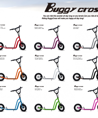 buggycross-product